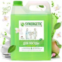 Synergetic-biorazlagaemoe-sredstvo-dlya-posudy-i-igrushek-sochnoe-yabloko-5l