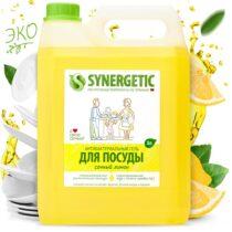 Synergetic-biorazlagaemoe-sredstvo-dlya-posudy-i-igrushek-sochnyi-limon-5l