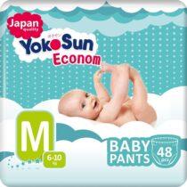 YokoSun-trusiki-dlya-detej-M-econom-48-sht(6-10kg)