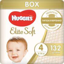 huggies-elite-soft-4-box-132-(8-14 kg)-